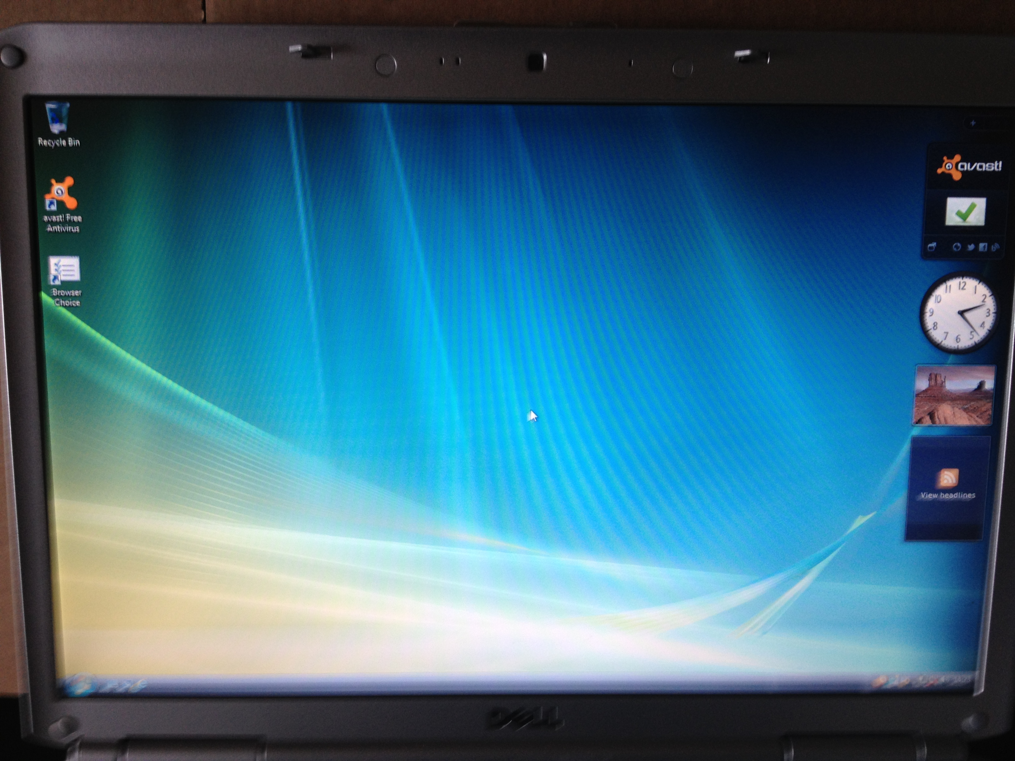 laptop screen for dell 1720